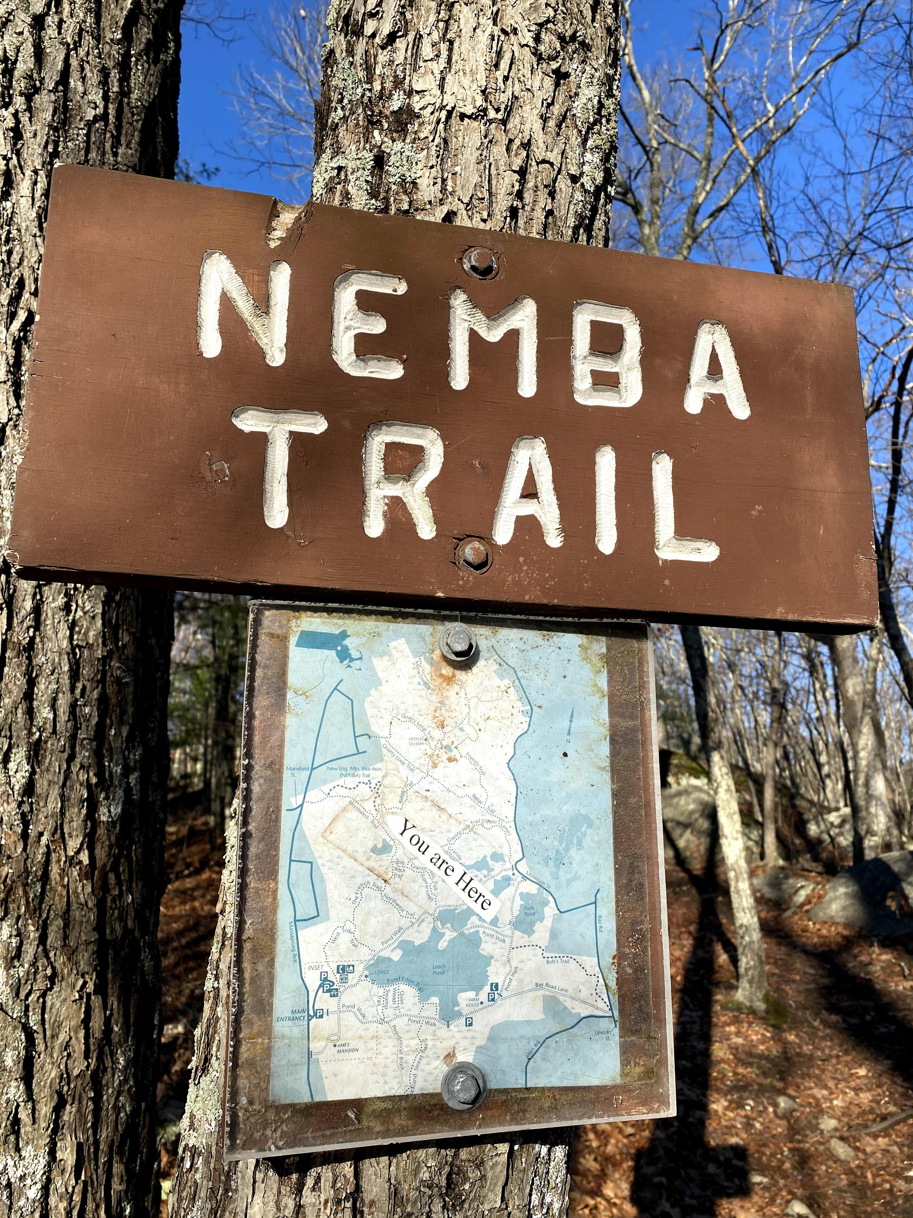 Nemba Trail Crossing