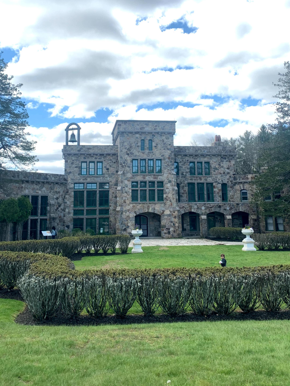 Ames Mansion, May 2020, photo: Kate Porter