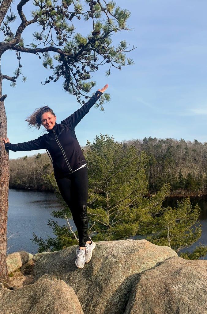 Kate Porter, Long Pond/Ell Pond, Hopkinton, RI; 2020